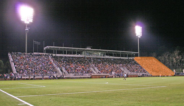 HooCrew Section - Klockner Stadium