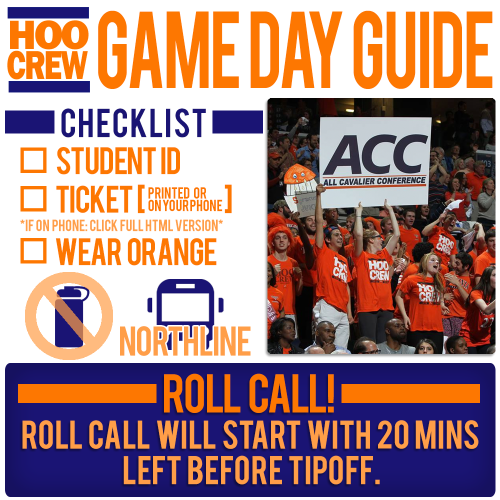 Game Day Guide