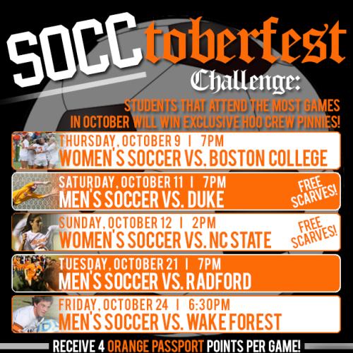 Socctoberfest
